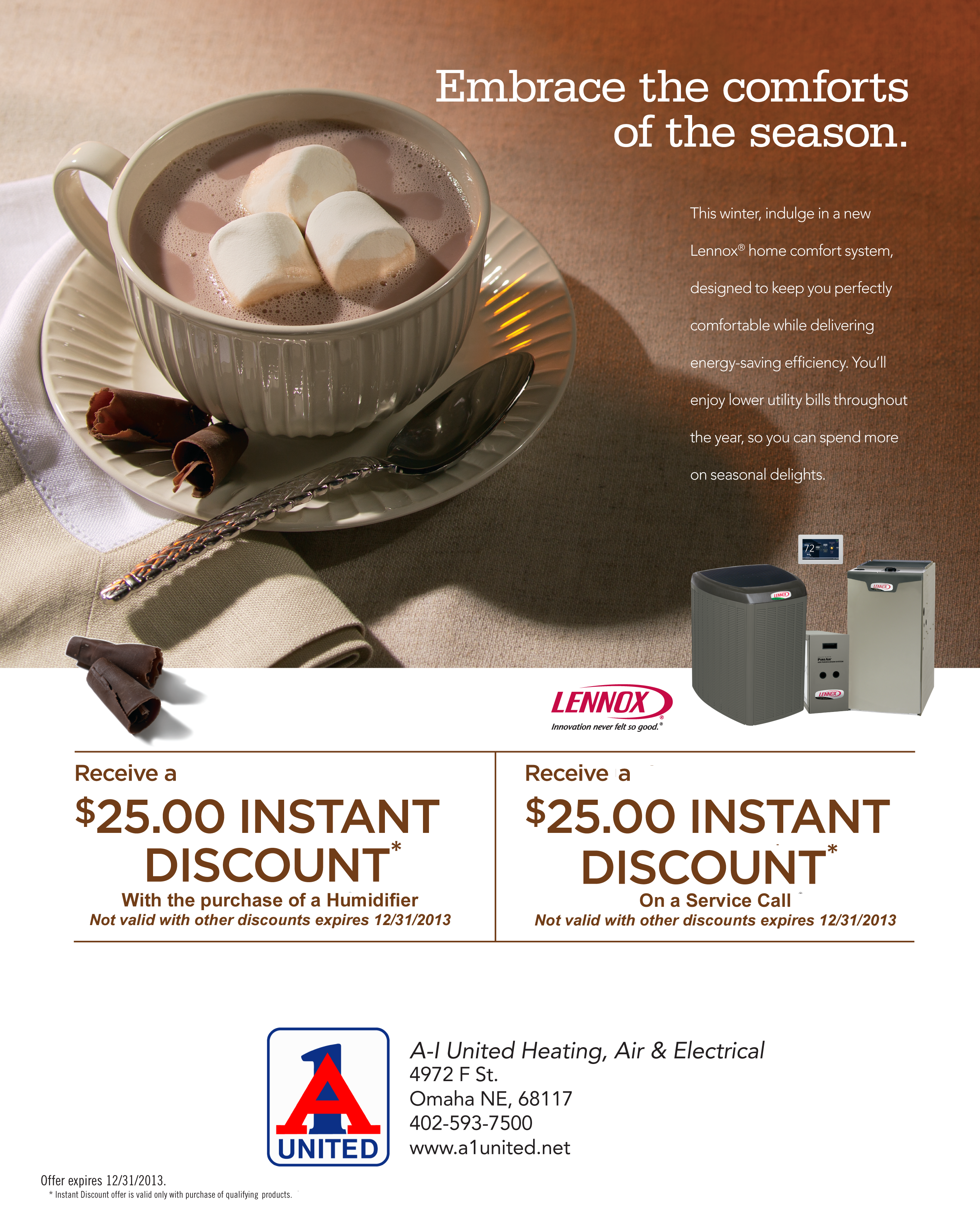 Heating And Air Conditioning Discounts Omaha Heating And