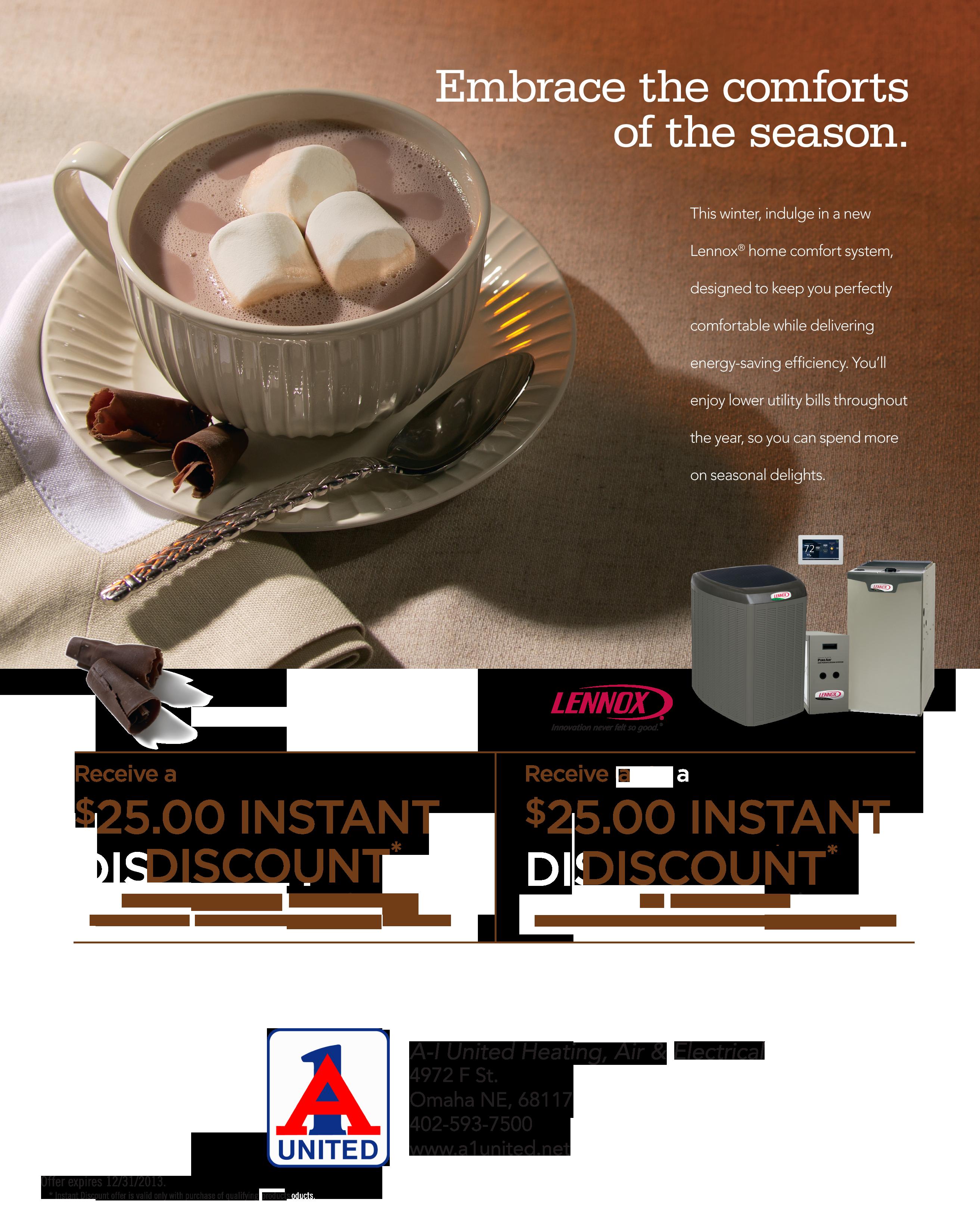 coupon furnace repair