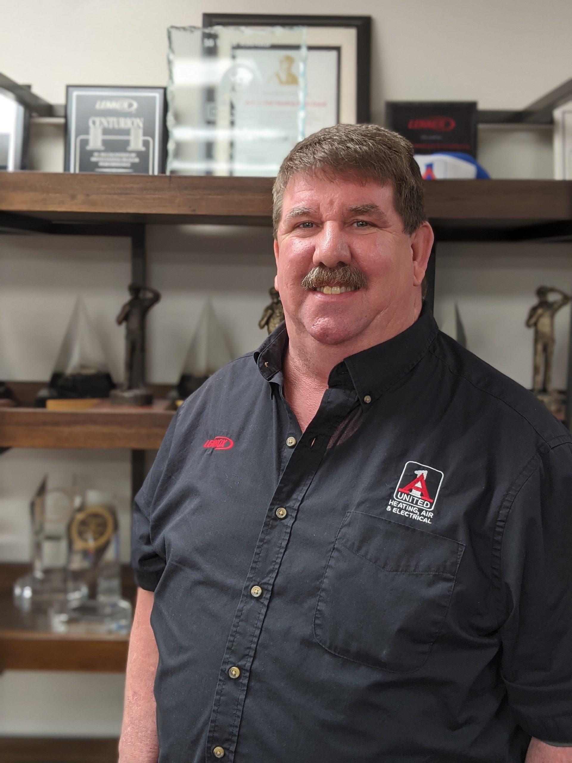 Damon Hill Comfort Advisor A-1 United Heating, Air & Electrical